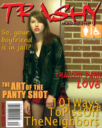 Trashy Magazine March