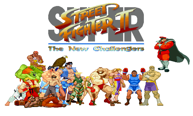 Street Fighter Ii The New Challengers By Simpleguyfa On