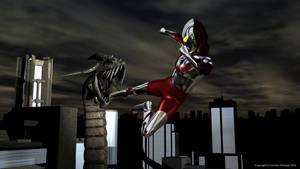 Ultraman Kicks Ass!