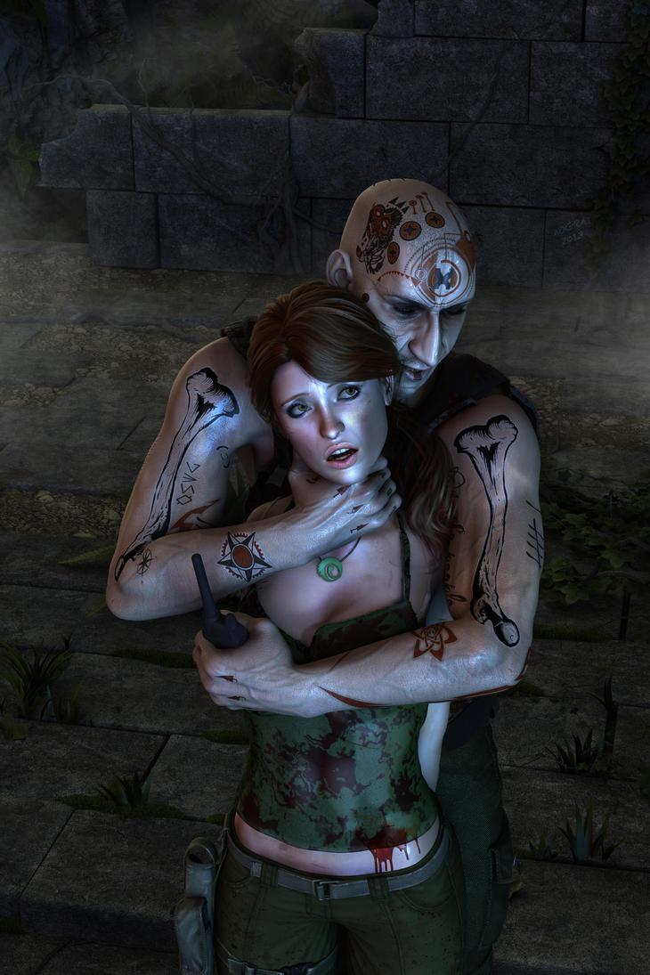 Tomb Raider Reborn: Dark Embrace by AOGRAI