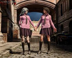 Alice n Akane - SISTERS