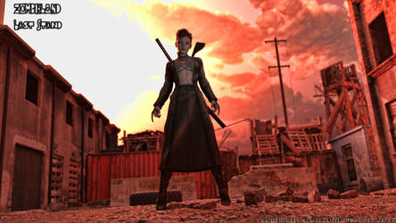 Zombieland-LastStand by AOGRAI