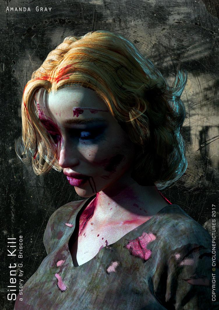 SILENT KILL - Character: Amanda Gray by AOGRAI