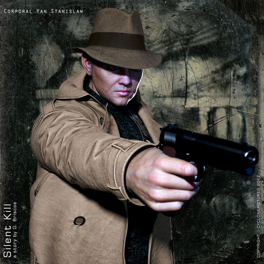 SILENT KILL - Character: Corporal Yan Stanislaw by AOGRAI