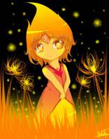 Flame Princess by Kota-ken