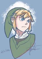 ~Link: Skyward Sword~ by Kota-ken