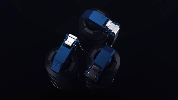 Cluster Grenades 3