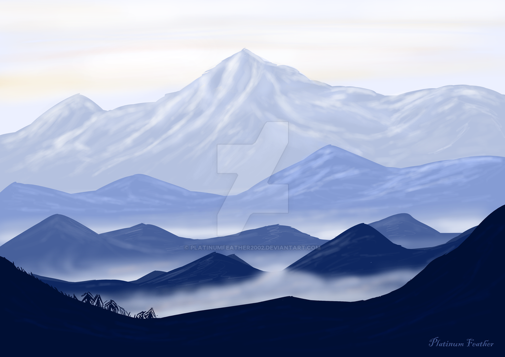 Background practice by PlatinumFeather2002