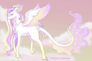 Dawn by PlatinumFeather2002