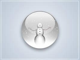 Snow Globe by KenSaunders