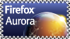 Firefox Aurora by KenSaunders