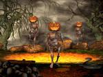 Revenge of the Pumpkin People