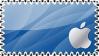 Aqua Stamp 1 by KenSaunders