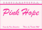 Pink Hope Firefox Theme