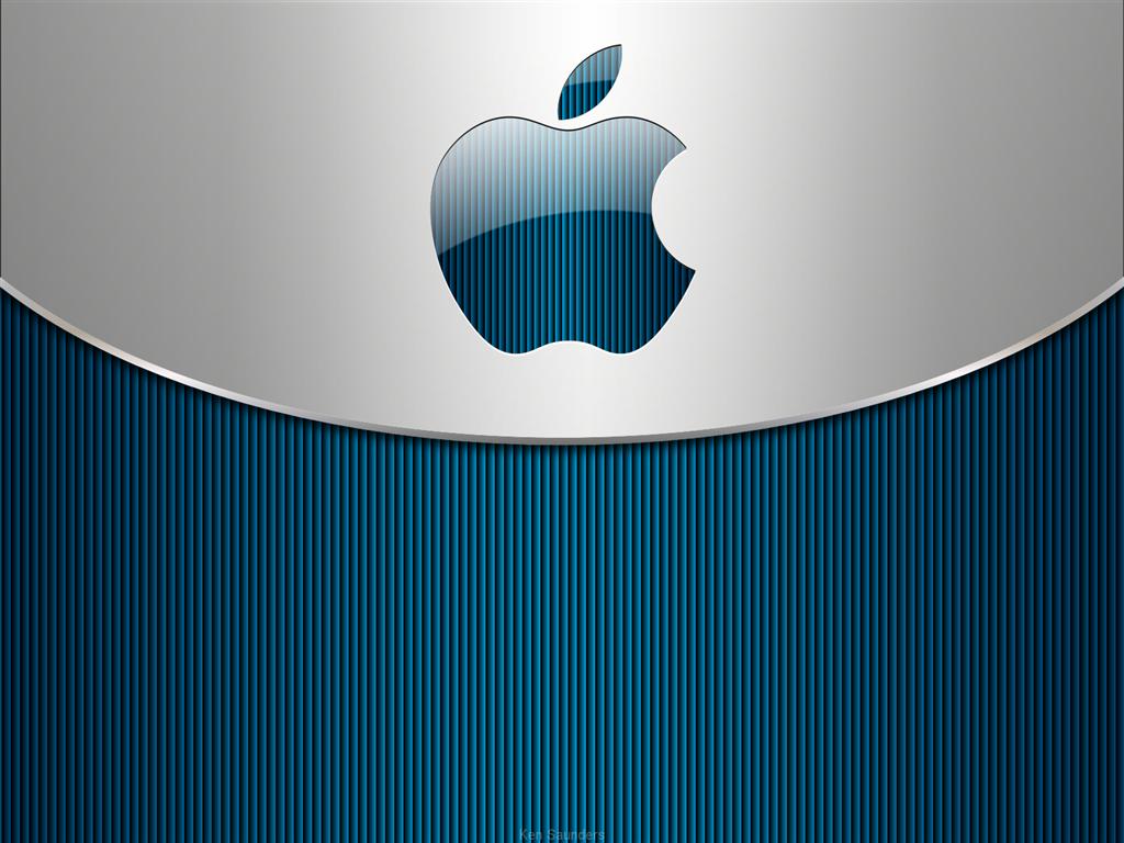 Wallpaper download apple - Striped Apple Wallpaper By Mouserunner