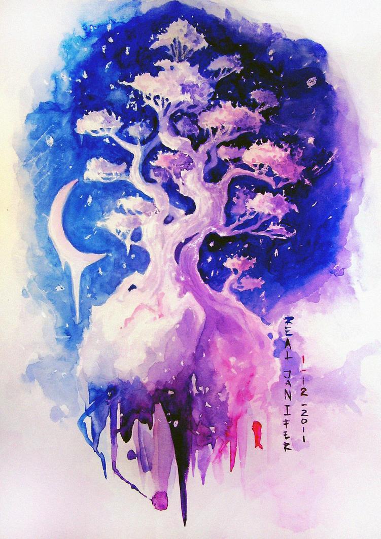 _Bonsai_Winter_ by Real-Janifer