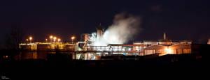 Refinery Light Pano