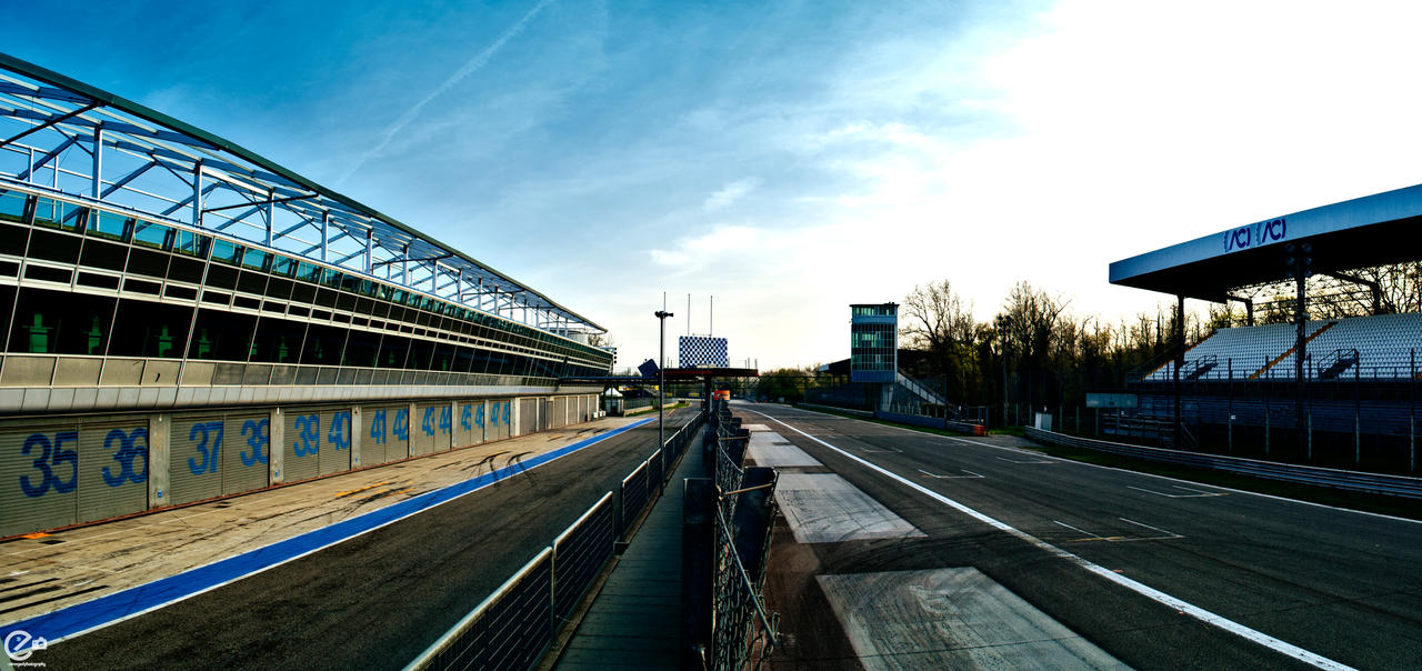 From The Pitlane Wall by Estranged89