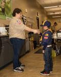 Proud Cub Scout by tonysphotos