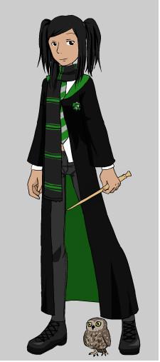 Lysandra Rosier Harry Potter Oc By Shoujo Slytherin On