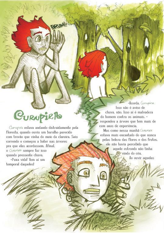 Curupira by Schall