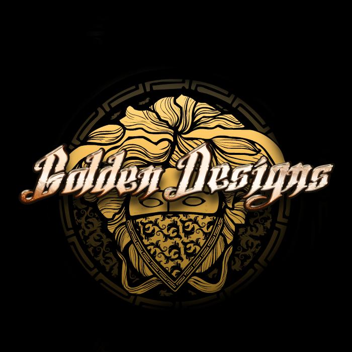 Golden Designs Versace...