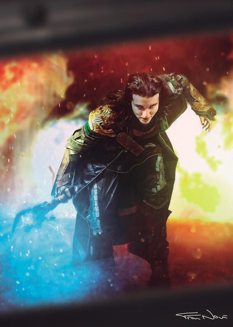 Loki - Avengers by Aruynn