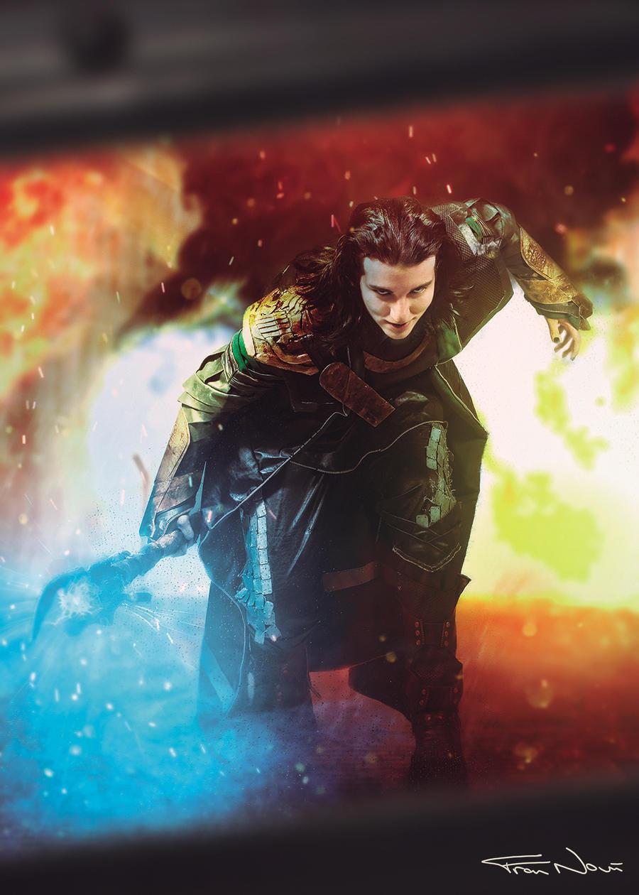 Loki - Avengers by Kalavel-Loki