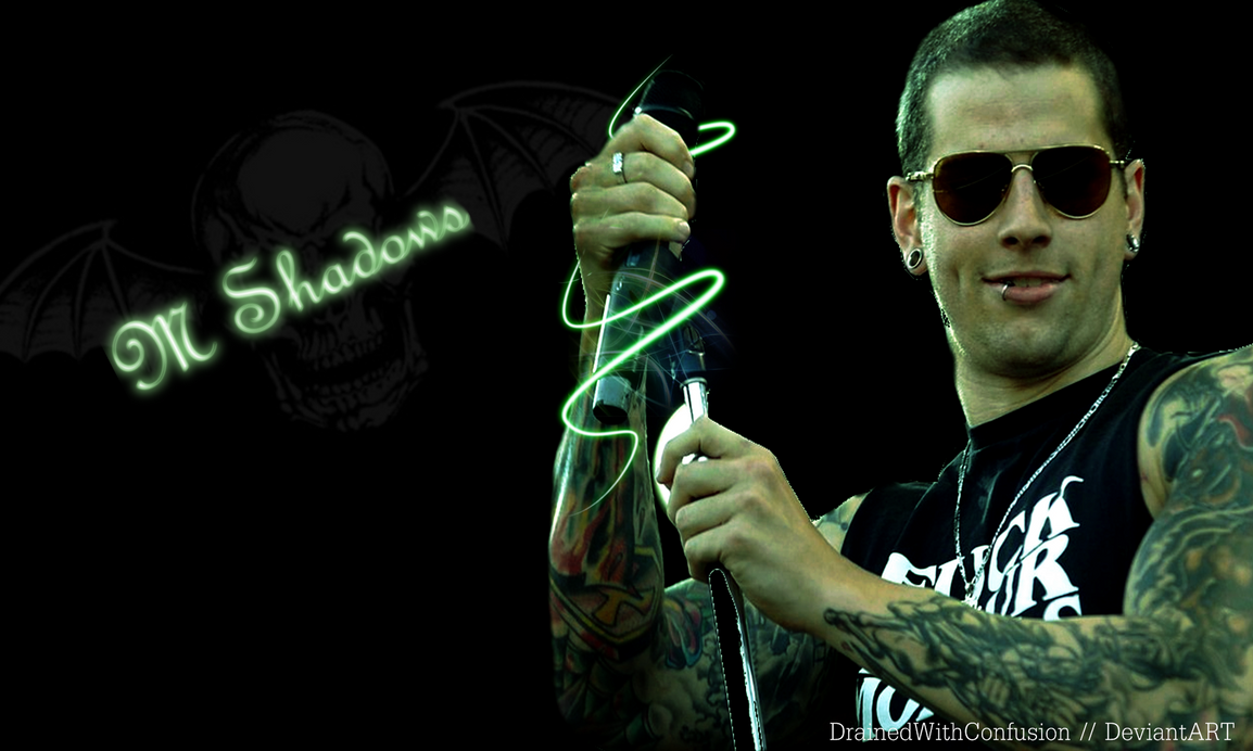 M Shadows Wallpaper M Shadows Wallpaper 1 ...