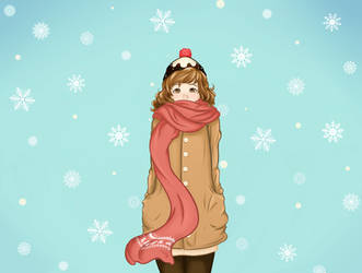 Happy Winter by Iruno
