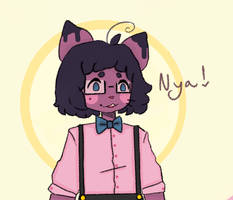 Nya~! by CandyFloss2142