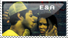 E and A Stamp by iTzApy