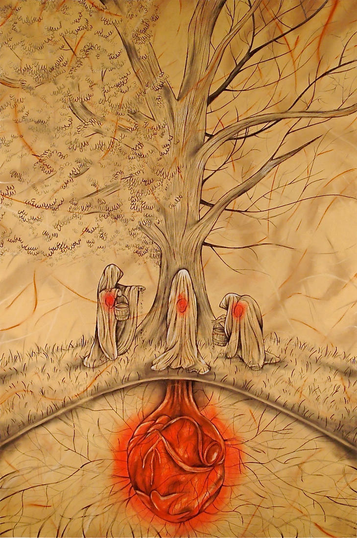 The Norns by jadesheldon