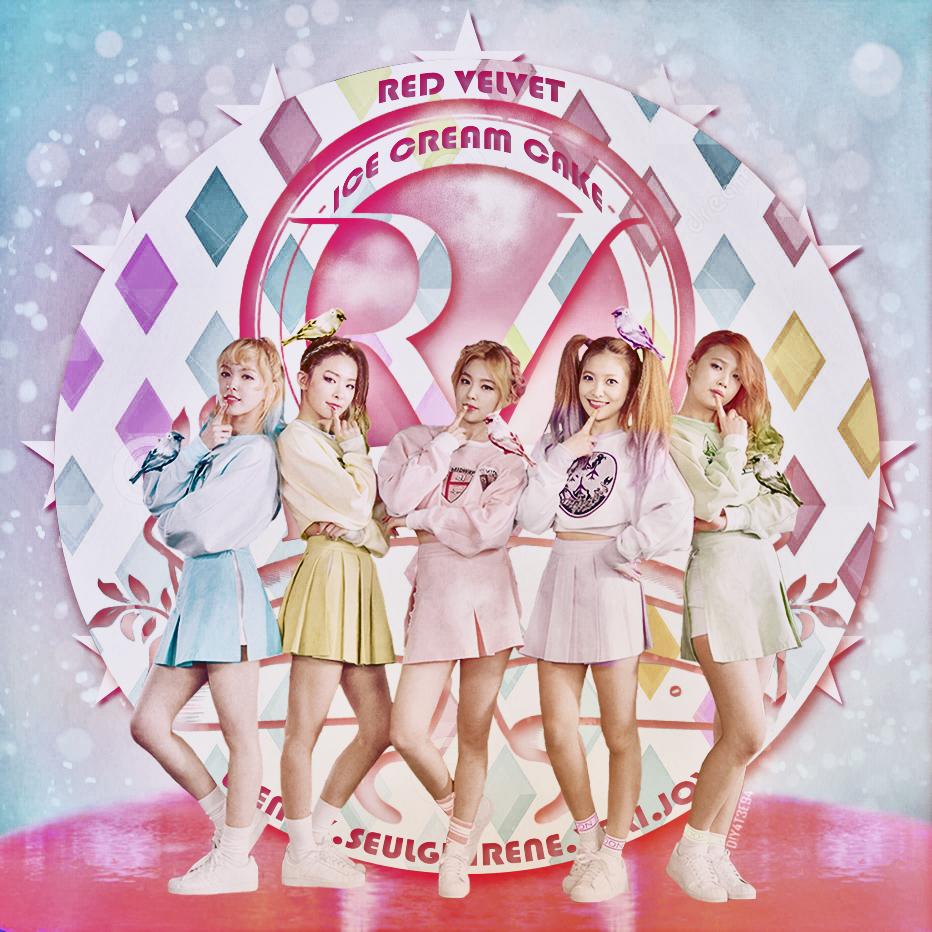 Download Album Red Velvet Ice Cream Cake