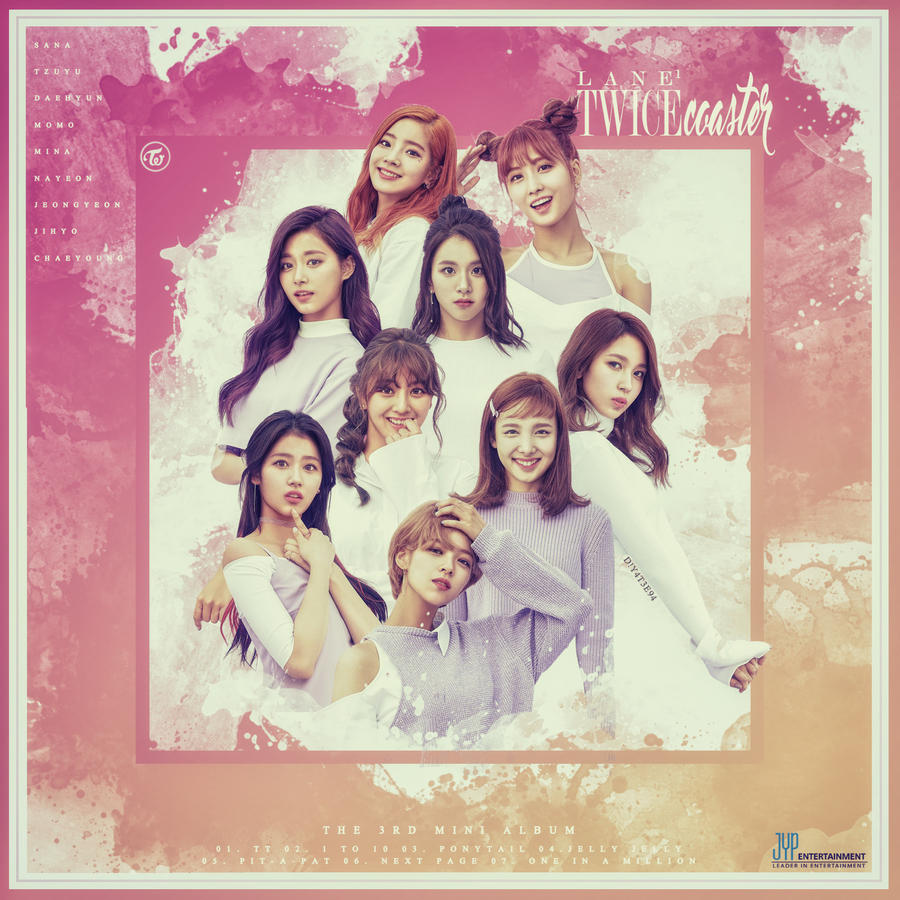 Twice Tt Album Cover: Upcoming Rookie K-Pop Groups And Idols