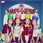 Red Velvet - The 1st Single : Happiness