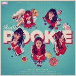 Red Velvet - The 4th Mini Album : Rookie (Blue)