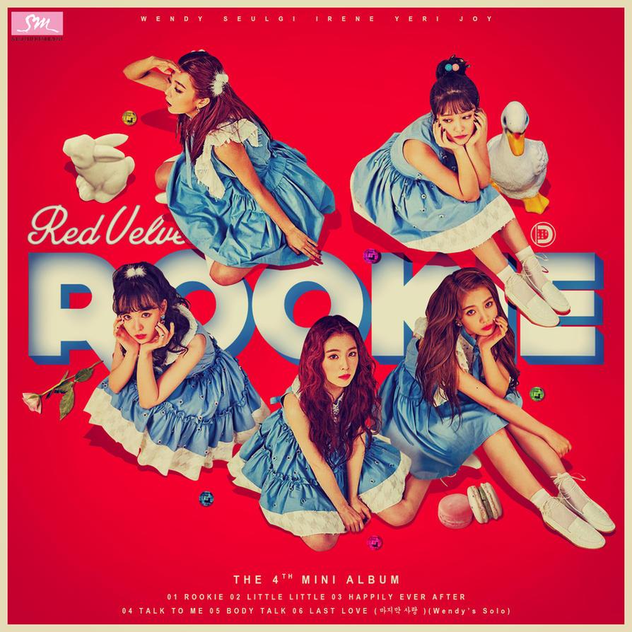 「RED Velvet ROOKIE Cover」の検索結果