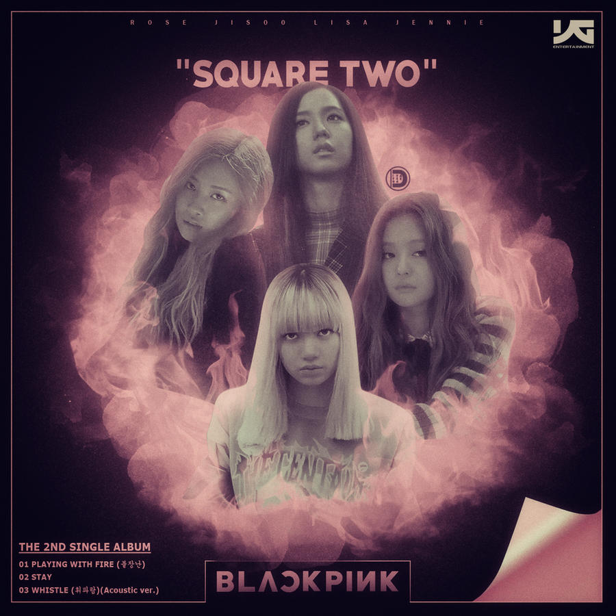 Blackpink Square Two