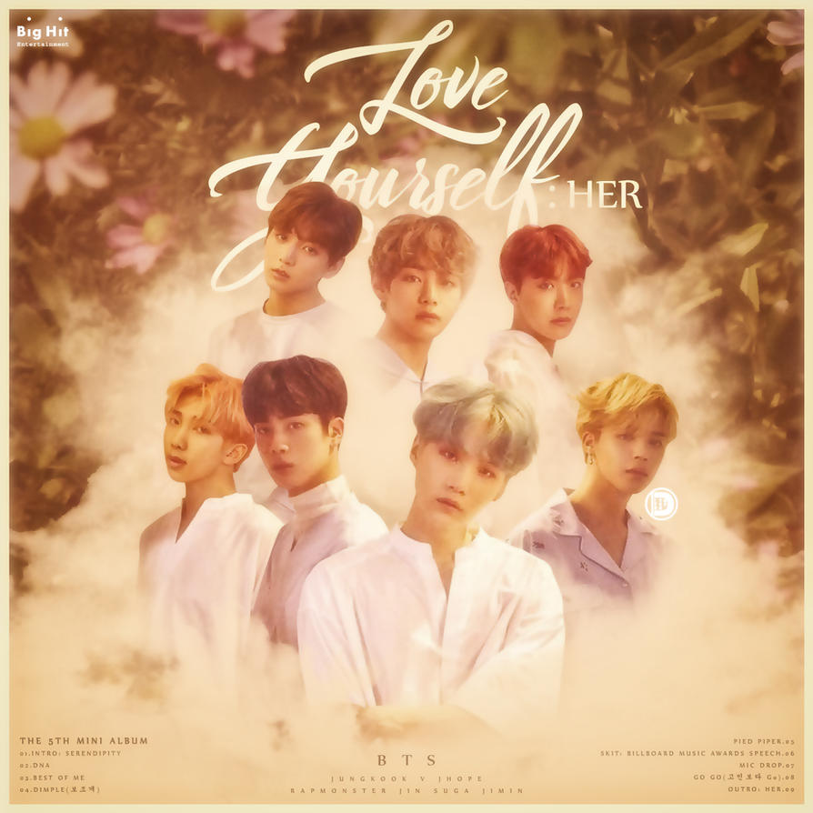 Bts the 5th mini album love yourself her by diyeah9tee4 on bts the 5th mini album love yourself her by diyeah9tee4 solutioingenieria Image collections