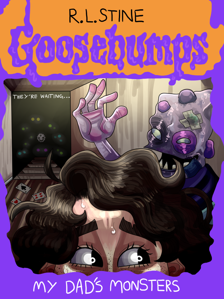 Daisy Brown X Goosebumps By The Invader Trixie On Deviantart If you're new to the series, please know you must watch the videos with the captions on, or you're missing out on important parts of the story. daisy brown x goosebumps by the invader