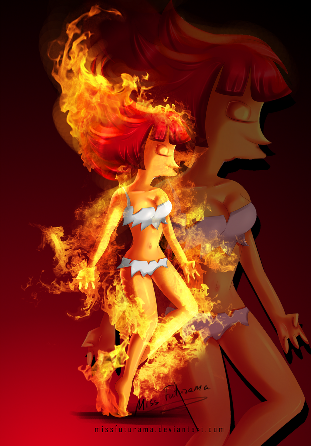 Feuer Frei by MissFuturama