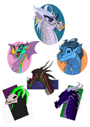 Prezzies for Awesome People by Mythical-Mishmash