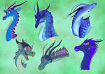 The Many Faces of: Blue