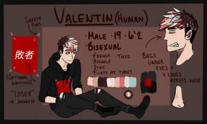 Valentin Reference (Human)