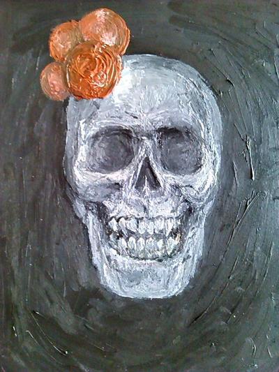 Skull by Arlaxle