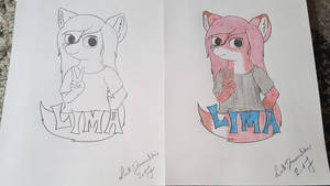 Lima Badge [2017] by LucillDreamcatcher