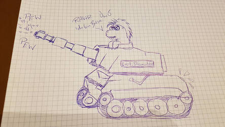 Get zhe Panzer [2019] by LucillDreamcatcher