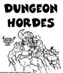 Dungeon Hordes 60k T Shirt by Dungeonhordes