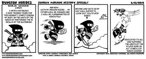 Ninja Gaiden On Classic Vg Club Deviantart
